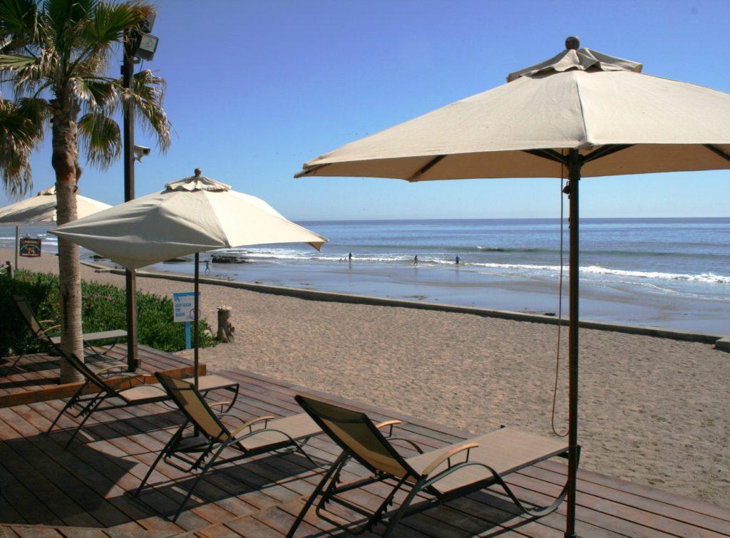 Las Ventanas Beach