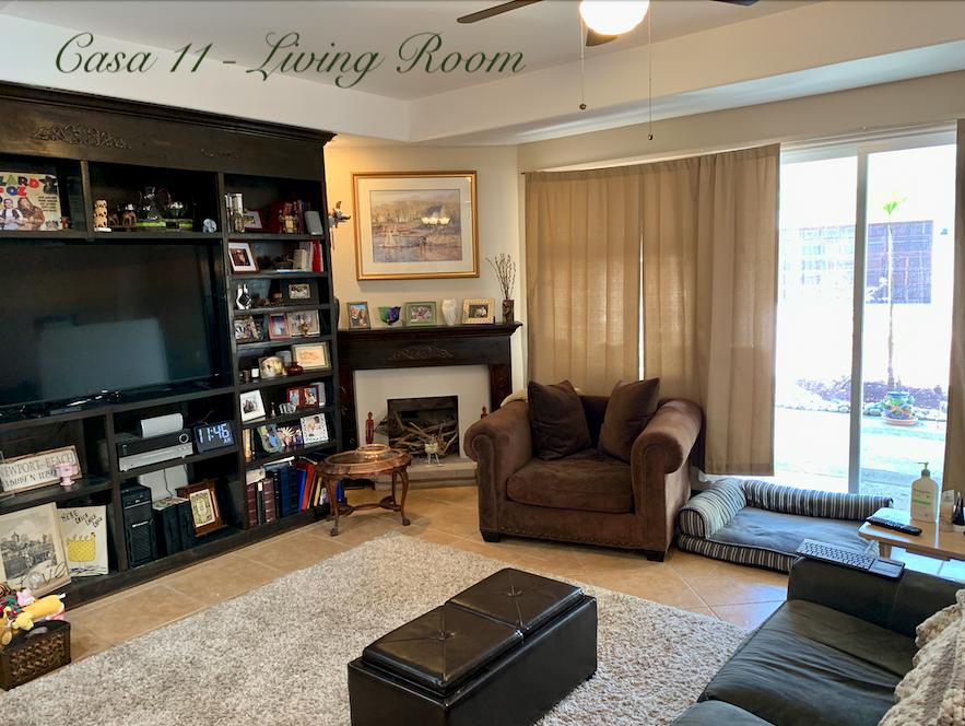 Casa 11 - Living Room